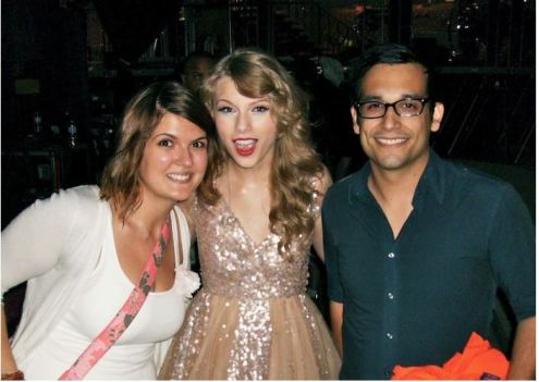 Tiffany, Taylor, and Sam. Photo from howheasked.com