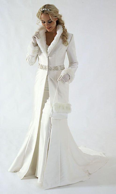 http://www.starbridalapparel.com/winter-wedding-gowns/956-white-long-sleeves-winter-satin-wedding-dress.html
