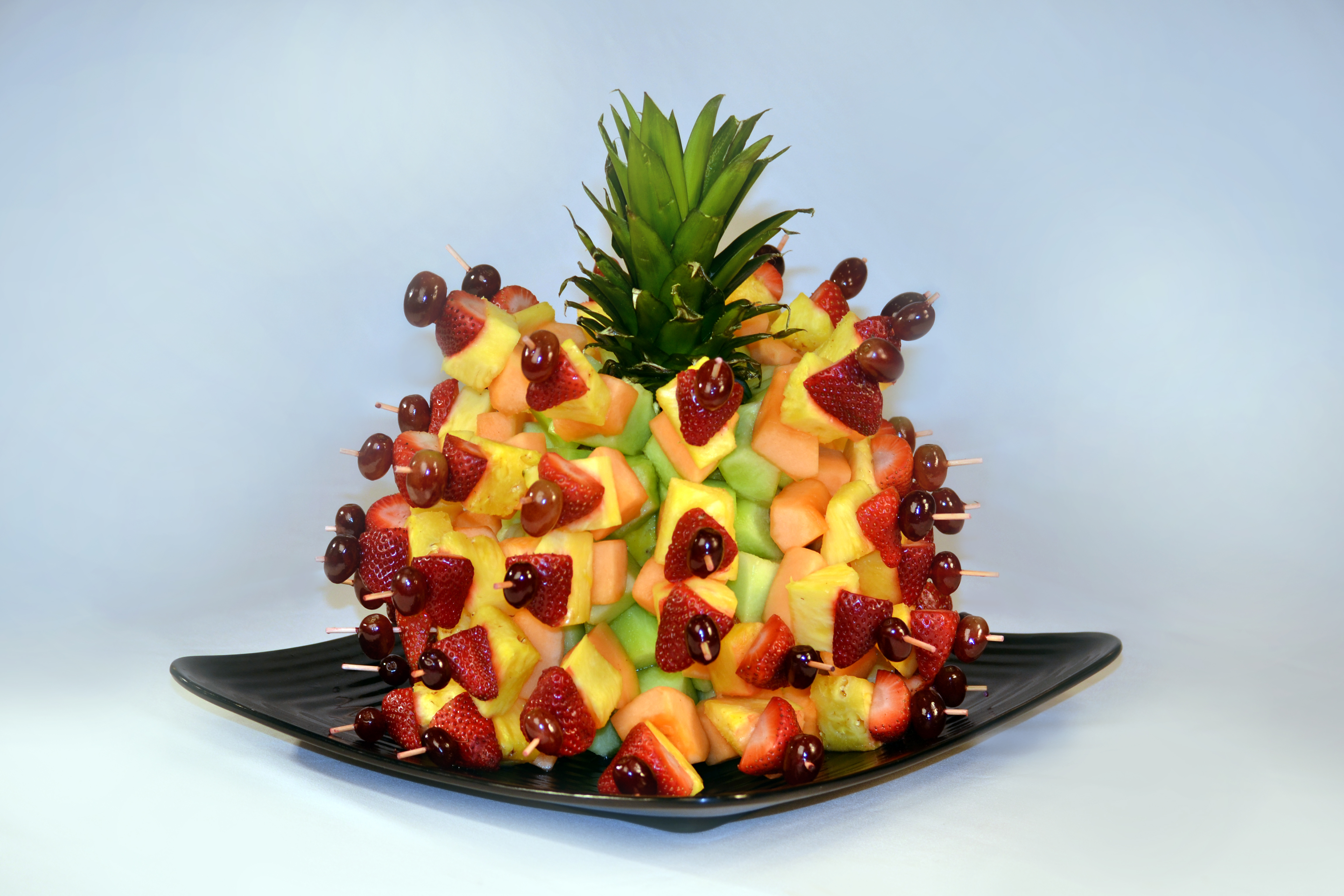 fruit skewer tree