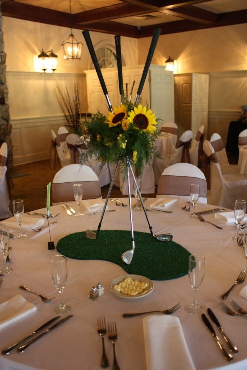 Table Tennis Room Design: Sports-Themed Weddings! Ideas And Pictures!