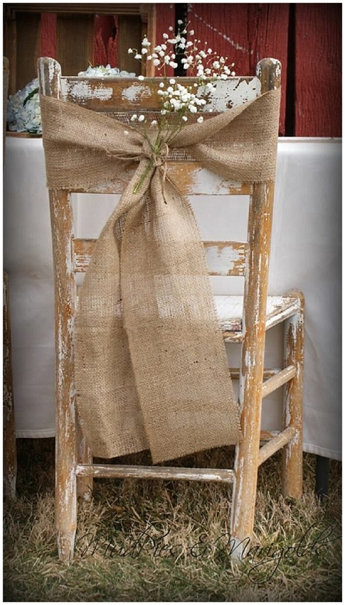 Photo Source: http://blog.theweddingofmydreams.co.uk/2014/05/40-hessian-wedding-ideas/
