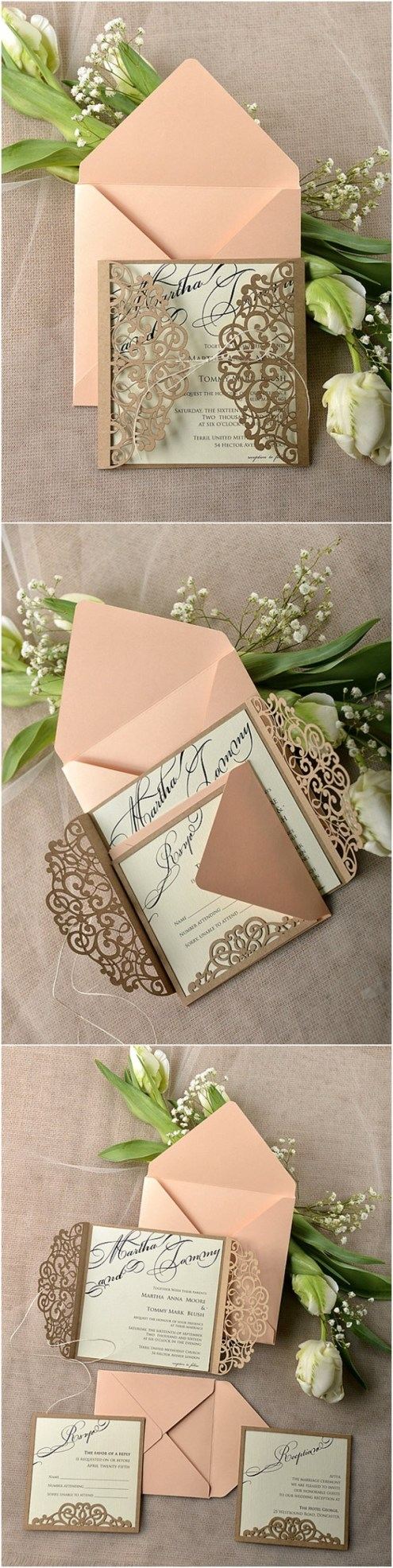 Photo Source: http://www.deerpearlflowers.com/rustic-wedding-invitations/