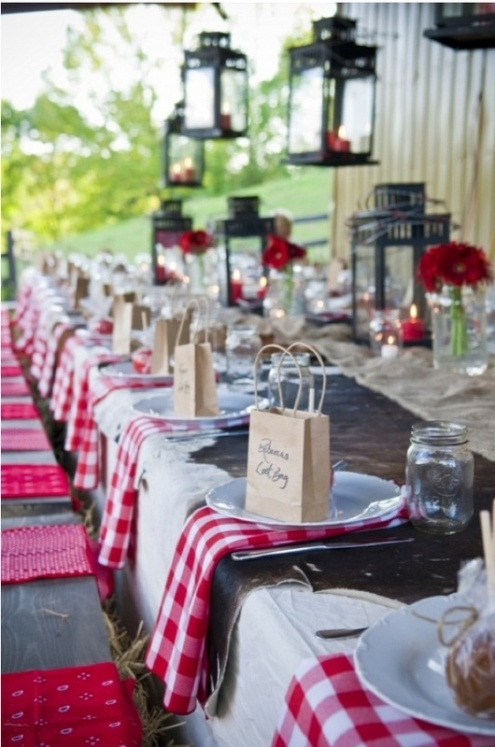 http://www.intimateweddings.com/blog/gingham-style/